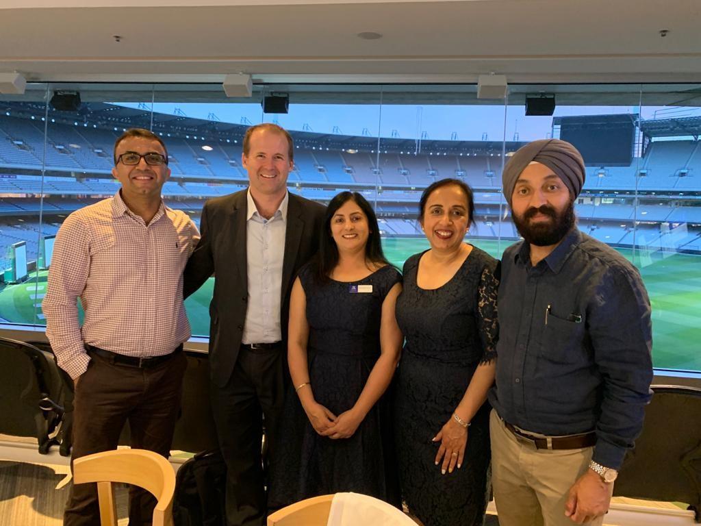 MIPPA 2019 - Dinner at MCG